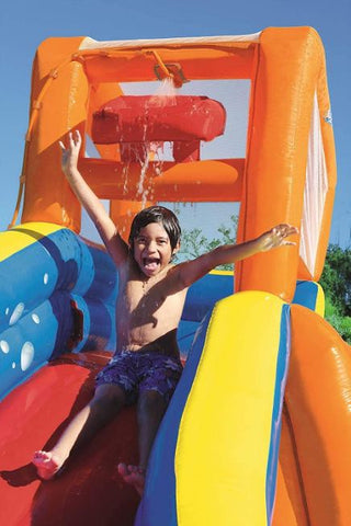 inflatable water slides for sale for adults for children