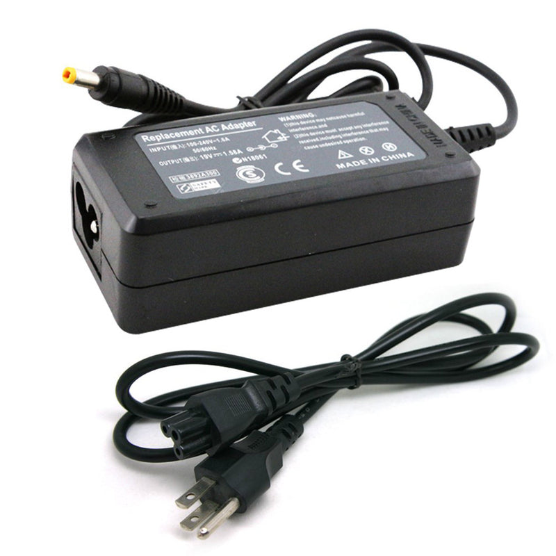AC Adapter Charger for Acer Aspire 1810TZ Notebook