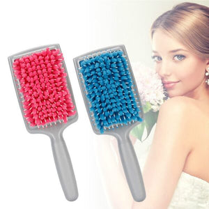 Magic Hair Brush Towel