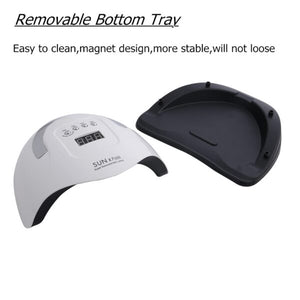 LED Nail Dryer Lamp for Quickly Dry