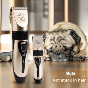 The HOMEGROOMER Low Noise Pet Hair Clipper