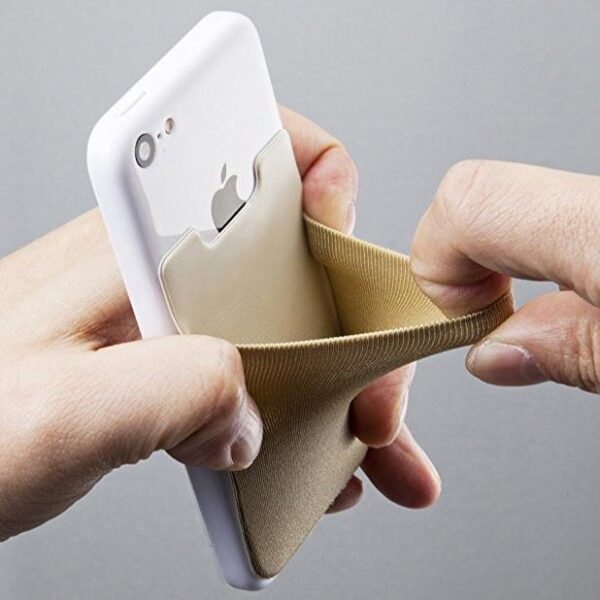 Adhesive Phone Pocket