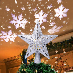 Christmas Tree Topper Projector