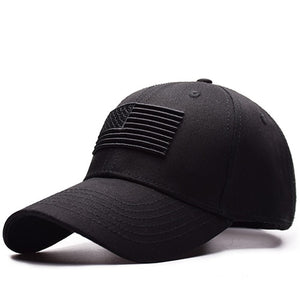 USA Flag Tactical Baseball Summer Cap For Men