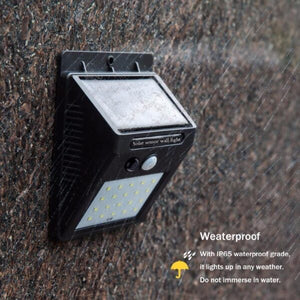Solar Lamp Wall Sensor Light