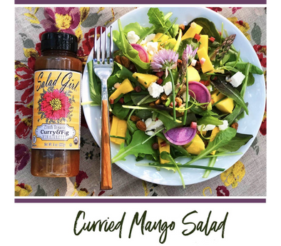 Curried Mango Salad