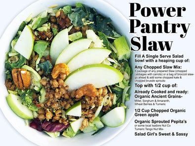 Power Pantry Slaw