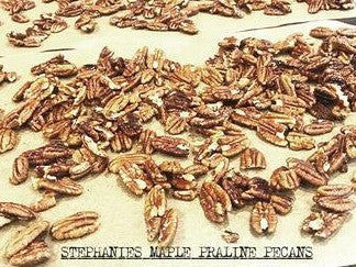 Stephanie Hansen's Maple Praline Pecans