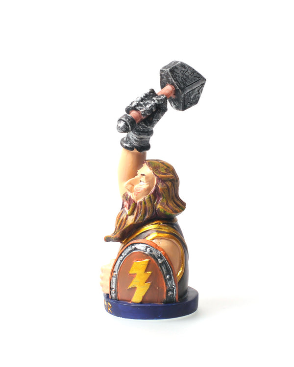 Resin figurine - Norse God Series, Thor