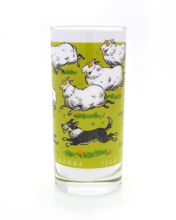 Milk Glass, Sheep