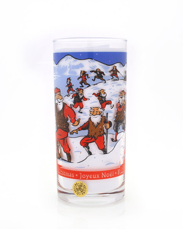 Milk Glass, The Icelandic Yule Lads