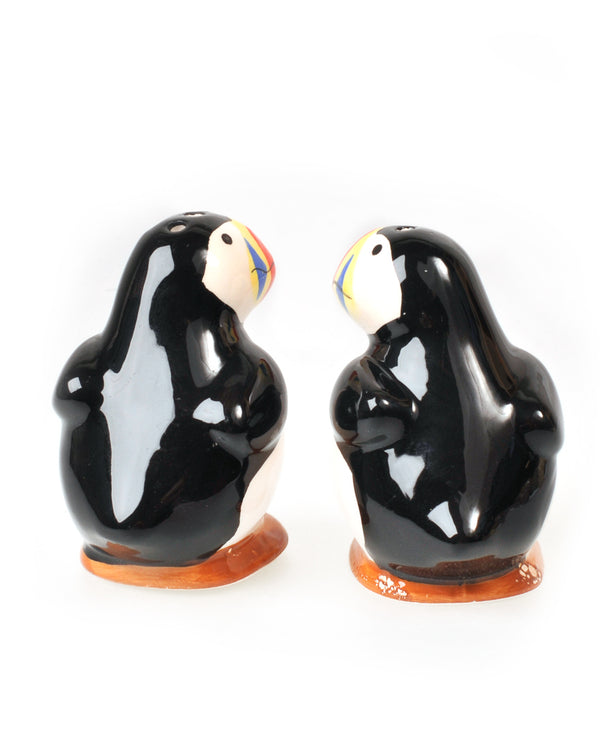 Salt and Pepper set, Puffins