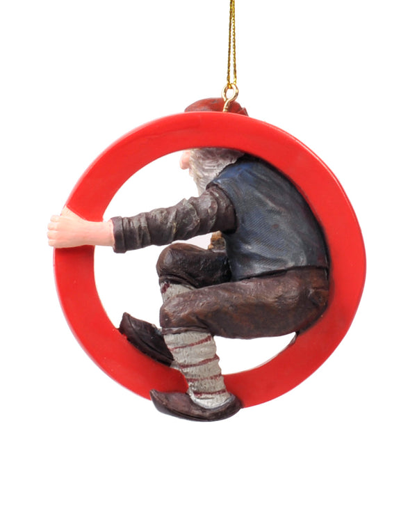 Xmas ornament, Meat Hook