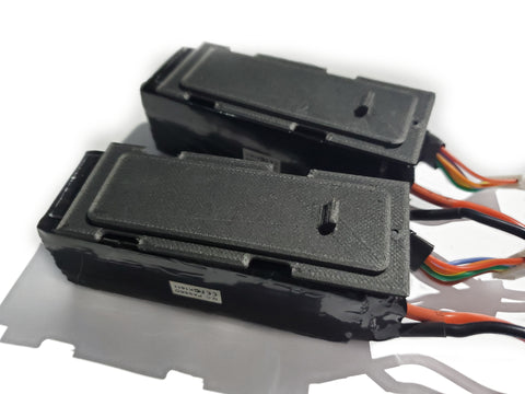 T-REX 470L Battery Tray
