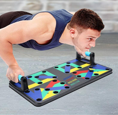 Hanrae Multifunctional Push-up Board Training System Bracket Fitness Equipment