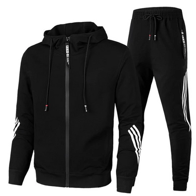 Spring Men's Fashion Sportswear Casual Jogging Suits