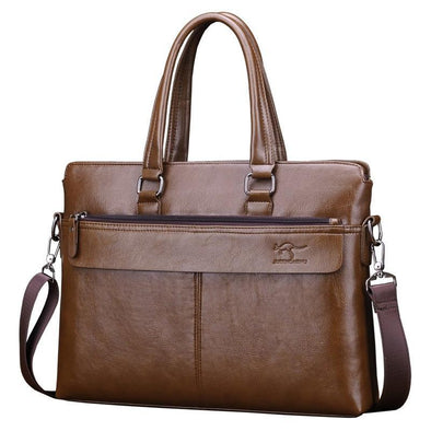 Hanrae Men's Single crossbody briefcase