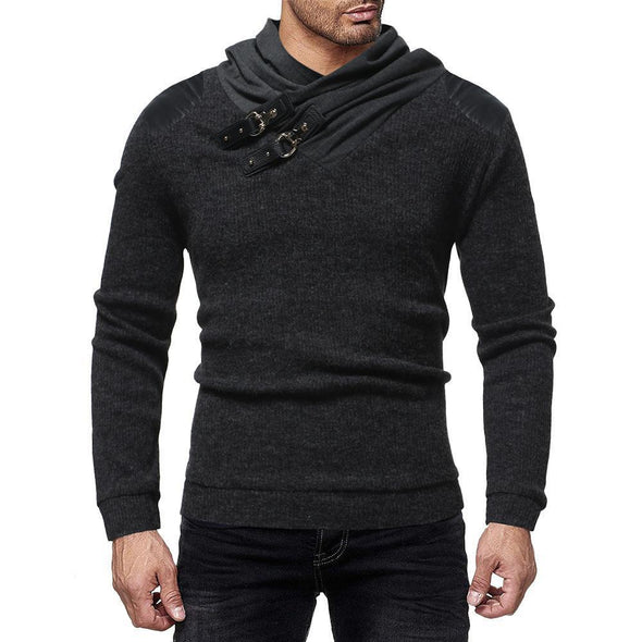 Hanrae Mens Breathable Hoodies Sweater Slim Fit