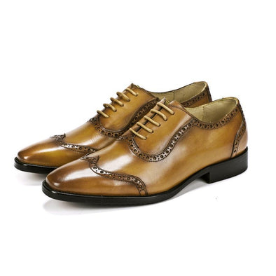 Hanrae AST Men's Brogue Shoes