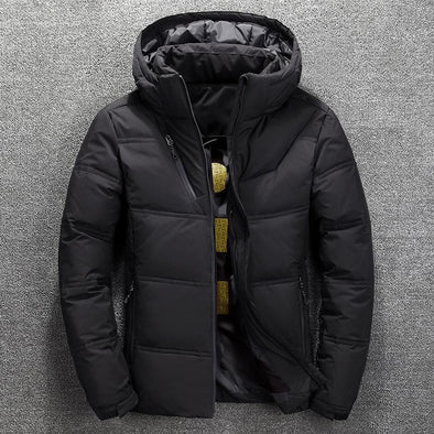 Hanrae Winter Jacket Men's Quality Thermal Thick Coat