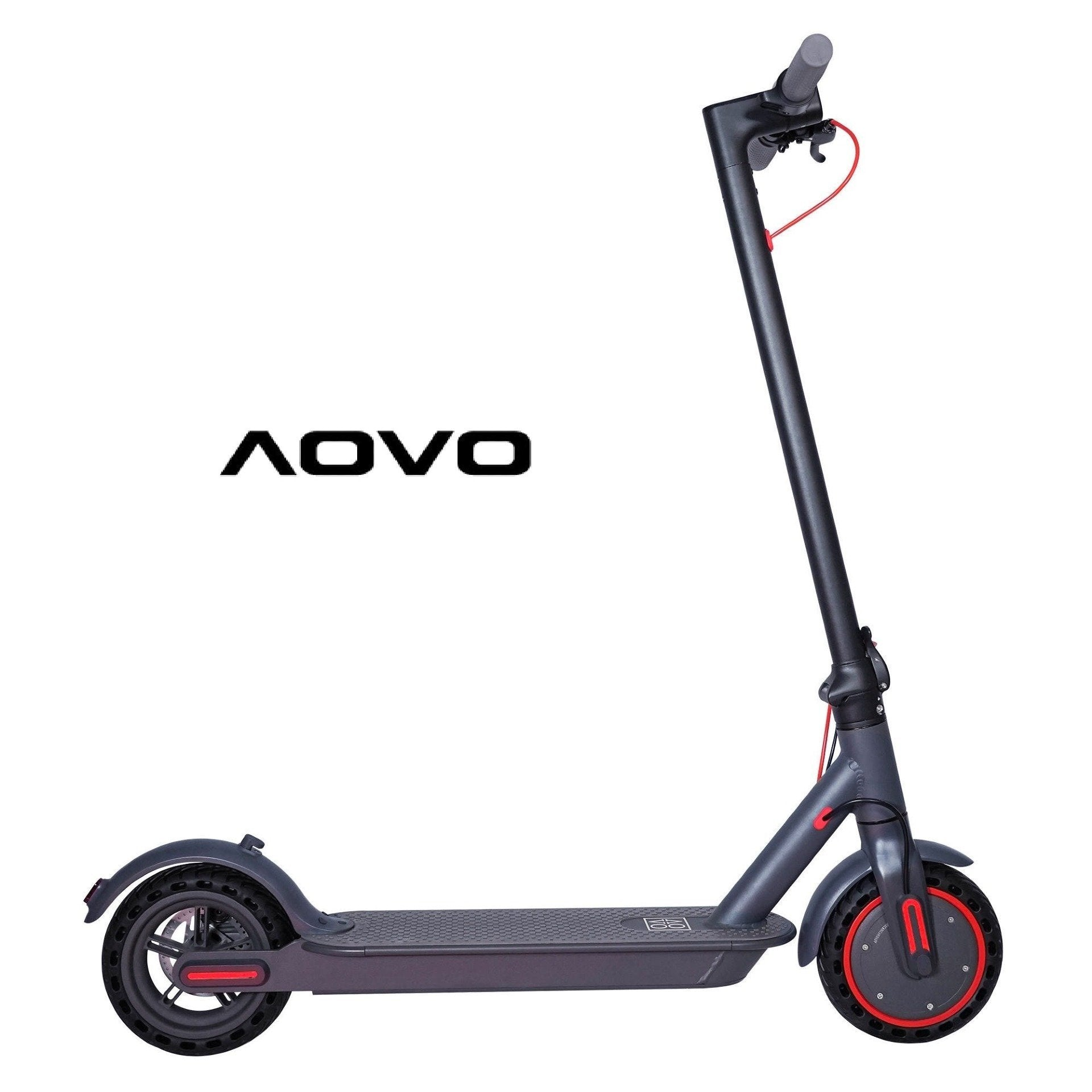 AOVO Pro Electric Scooter Halfords