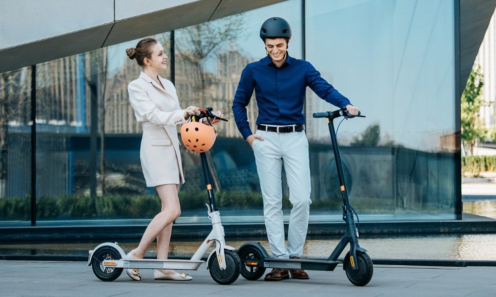 Xiaomi Mi 3 electric scooter for adults pay monthly