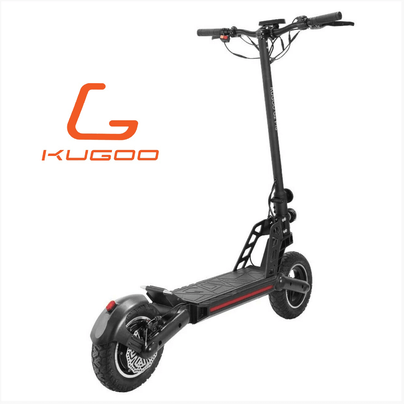 Kugoo G2 Pro Electric Scooter Klarna pay later