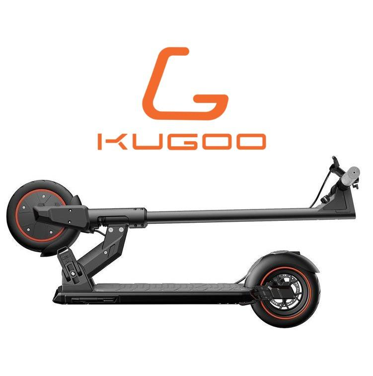Kugoo M4 Pro Electric Scooter with seat folding