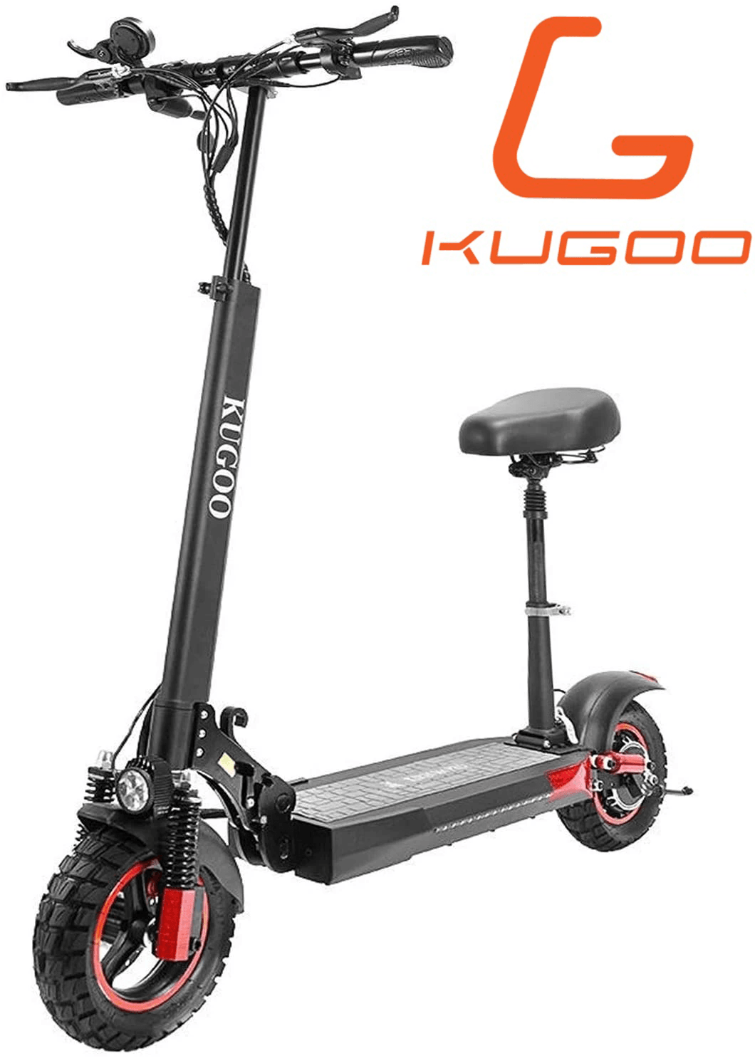 Kugoo M4 Pro Electric Scooter with seat