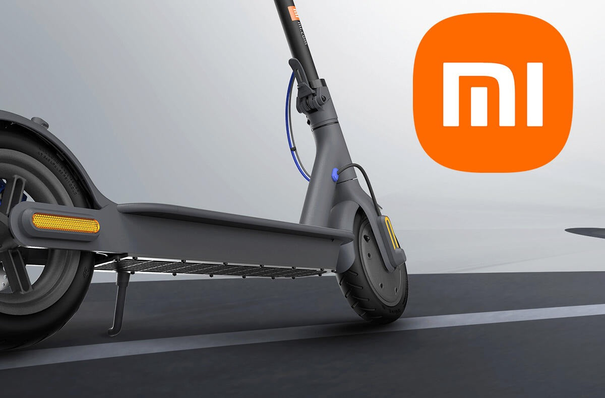 Xiaomi Mi 3 electric scooter for adults