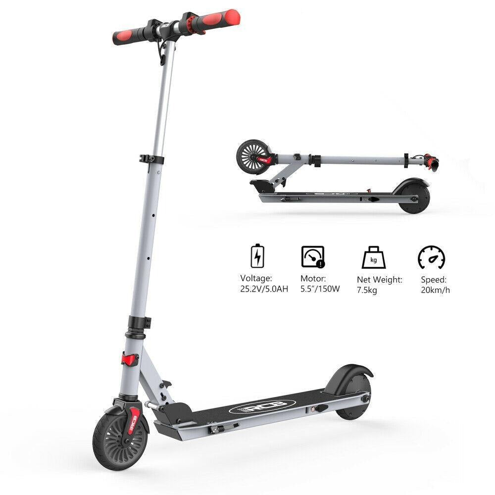 kids electric scooter uk