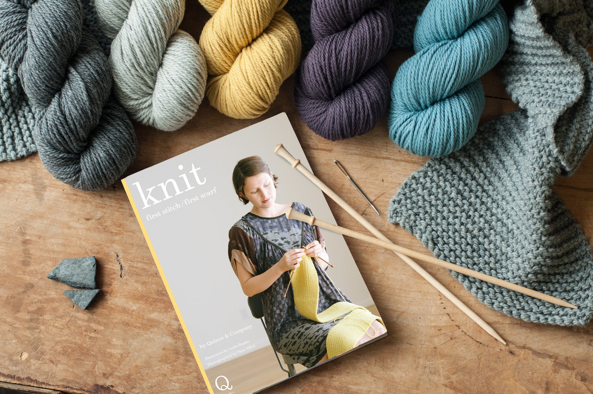 Pre Release How To Knit Quince And Co