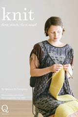 knit: first stitch/first scarf - book - Image 1