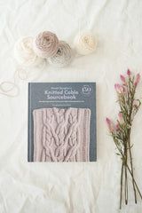 norah gaughan's knitted cable sourcebook - book - Image 1