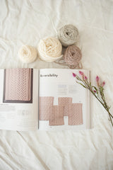 norah gaughan's knitted cable sourcebook - book - Image 3