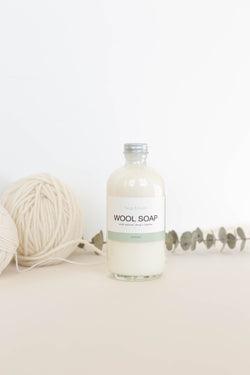 t&h wool soap