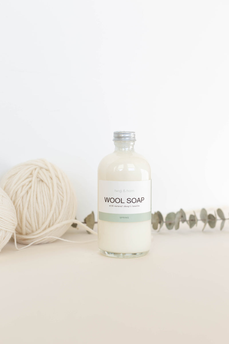 t&h wool soap - book - Image 9
