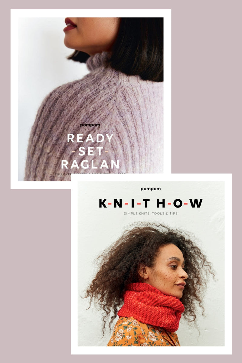 Ready Set Raglan: Pullover Patterns for Every Knitter - book - Image 8