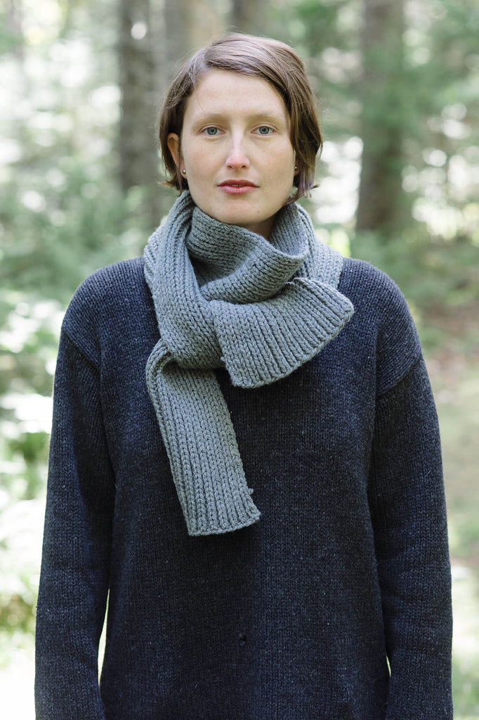 knit: first stitch/first scarf kit