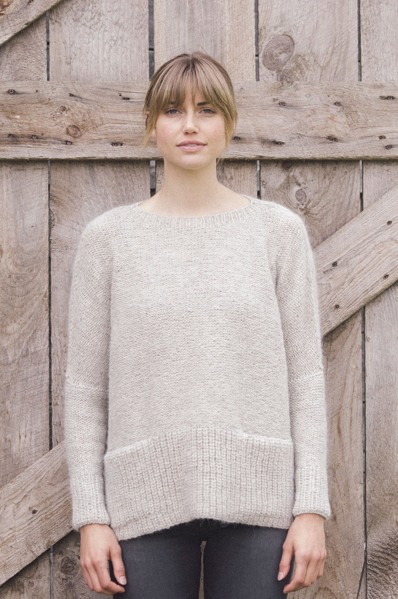65e987a745f431 Plain and Simple  11 Knits to Wear Every Day - Quince and Co