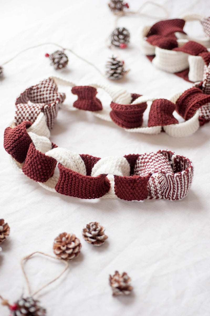 paper chain garland - patterns - Image 2