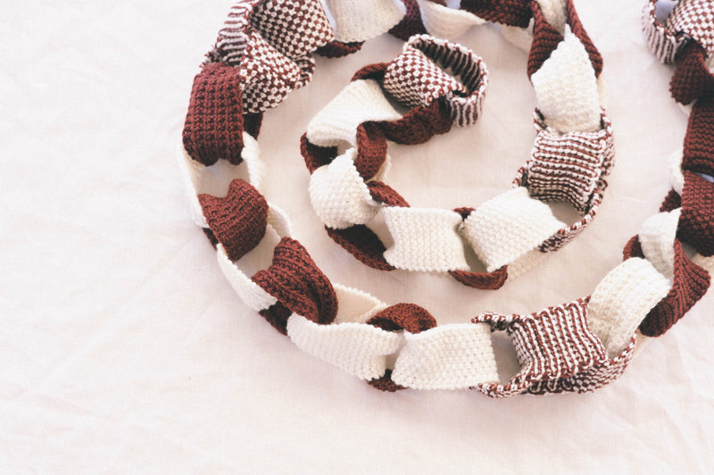 paper chain garland - patterns - Image 3