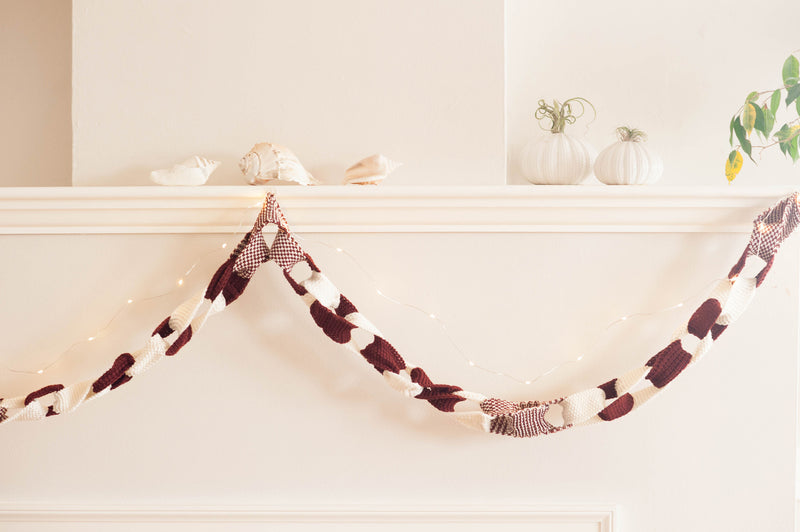 paper chain garland - patterns - Image 5