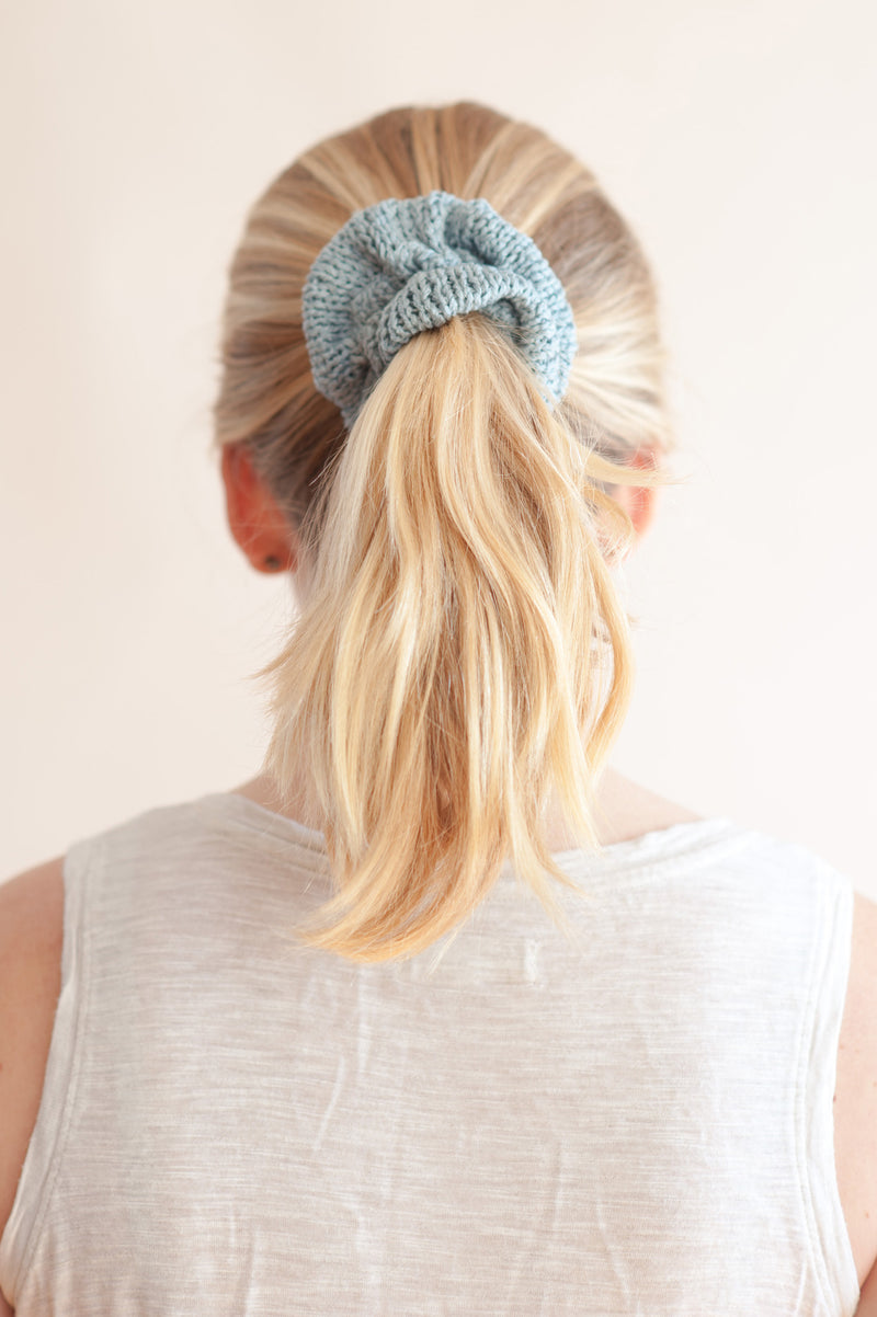 kestrel scrunchie - pattern - Image 3