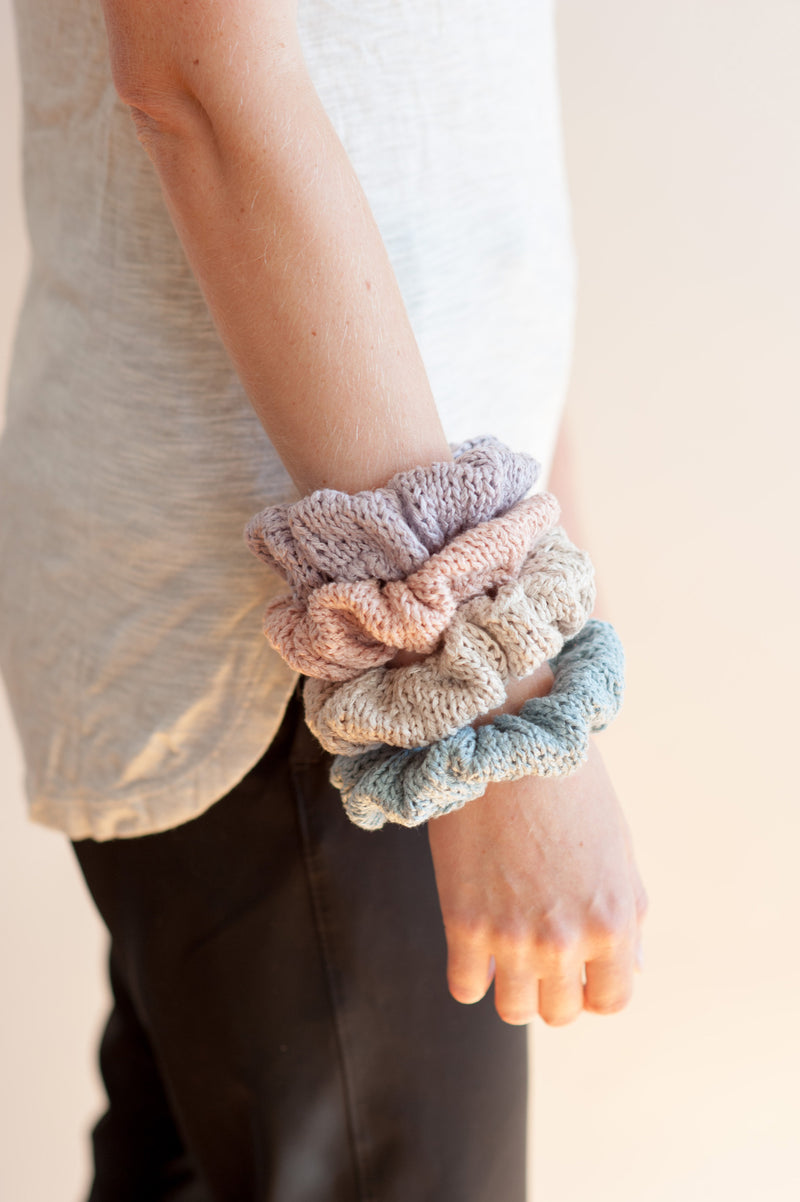 kestrel scrunchie - pattern - Image 4