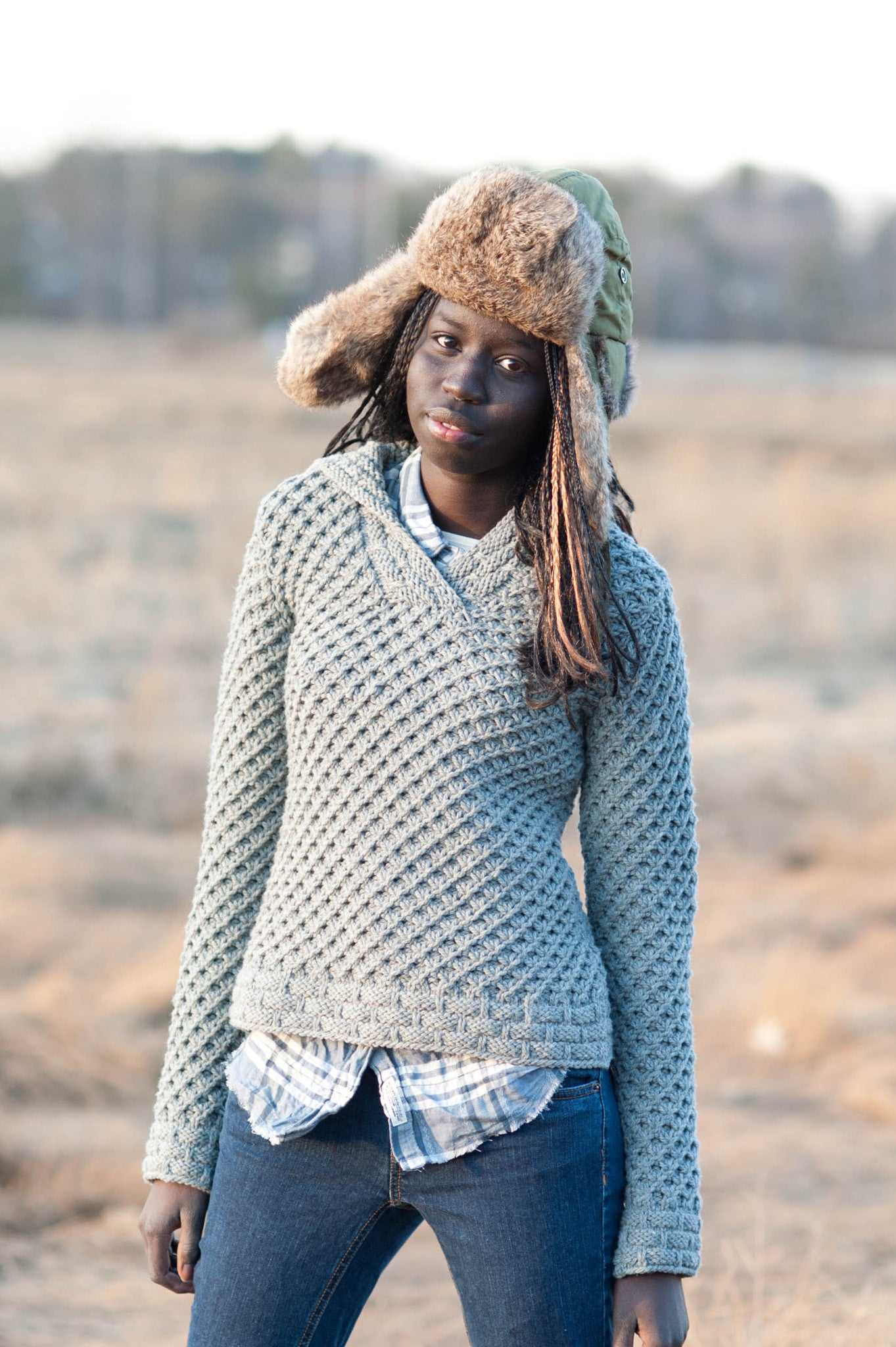 Tundra Pullover Quince And Co