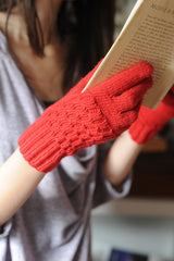 lucy gloves - pattern - Image 2