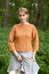 marigold sweater - pattern - Image 1
