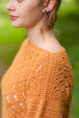 marigold sweater - pattern - Image 3