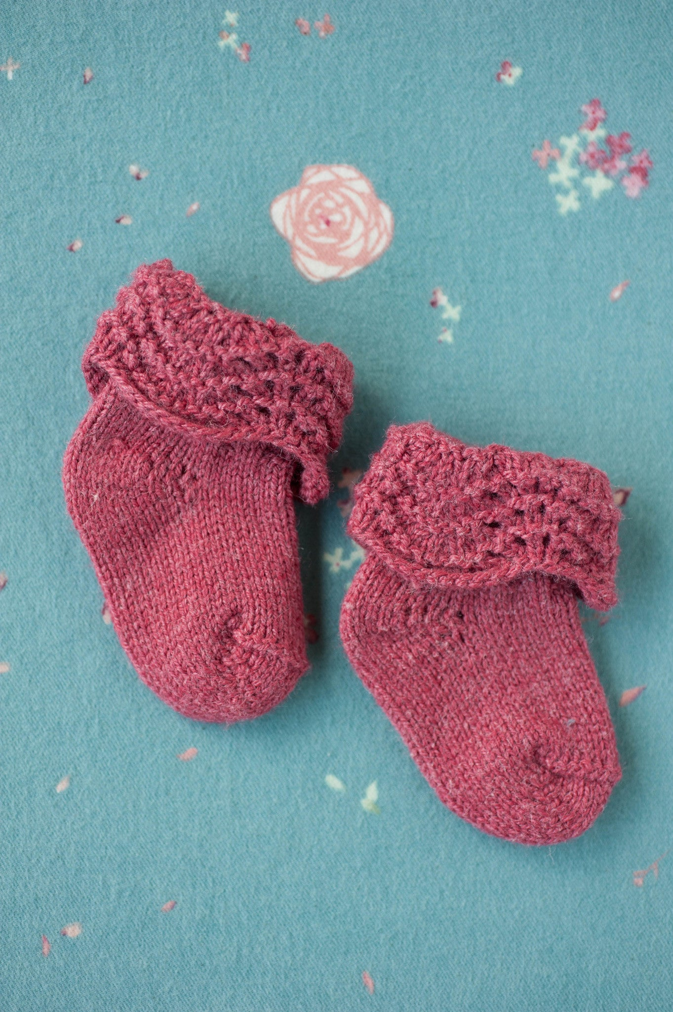 more better baby socks Quince and Co